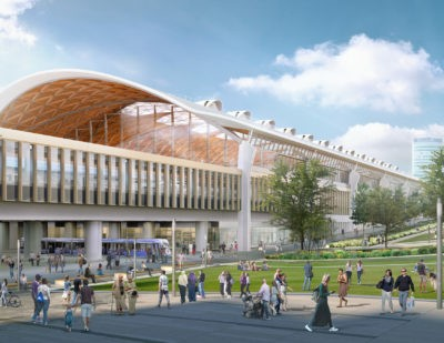 HS2 and WMCA Collaborate on Metro Eastside Extension
