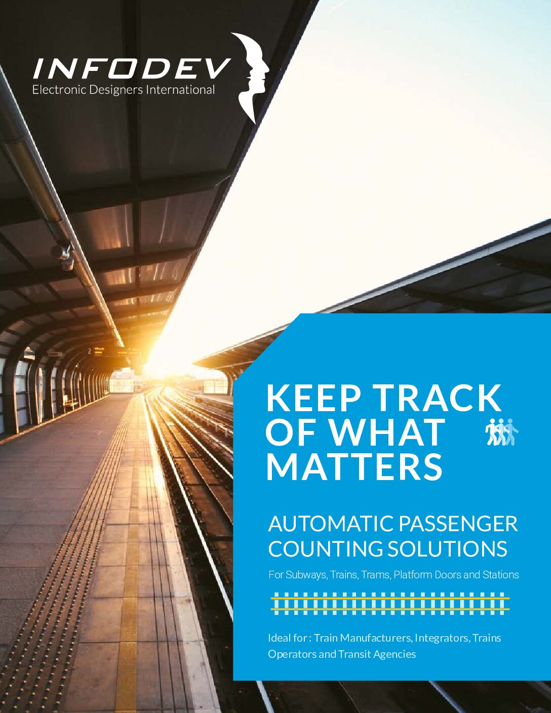Automatic Passenger Counting for Rail