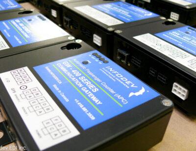 Infodev EDI GW-400-Onboard-Computer-Manufacturing