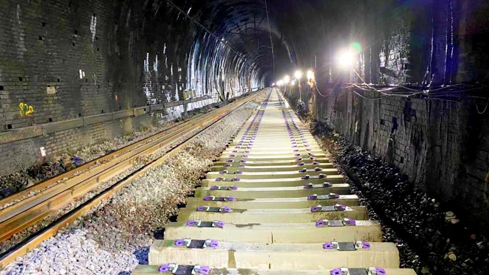 Kilsby Tunnel West Coast Main Line