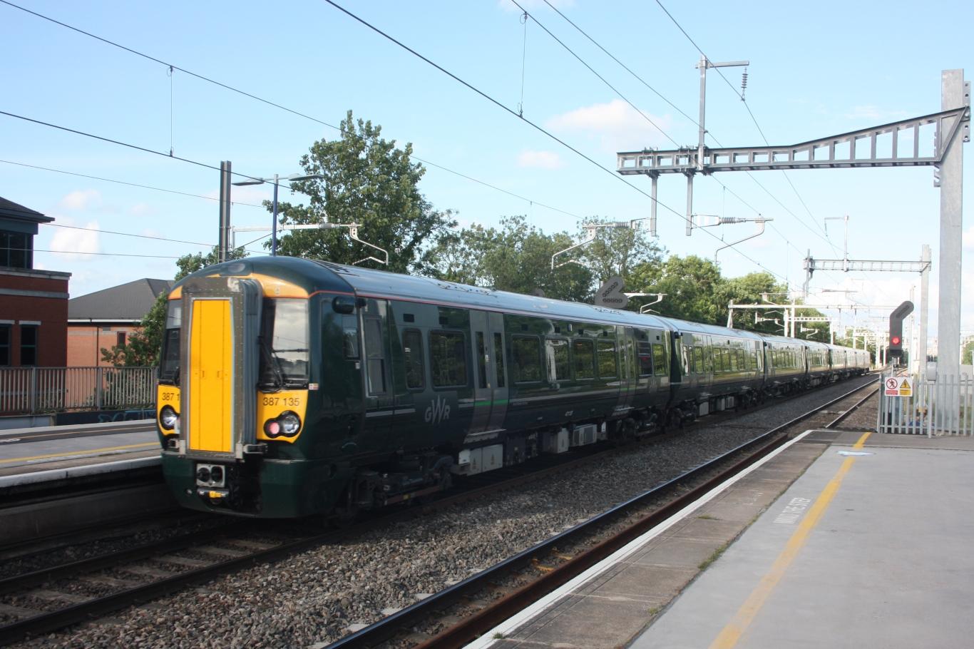 GWR Class 387