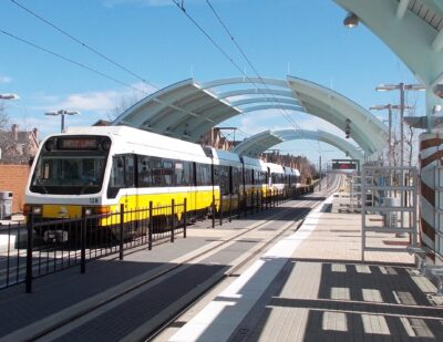 DART Selects Alstom to Upgrade SCADA System