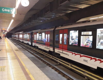 More Funds for Izmir Metro Project in Turkey
