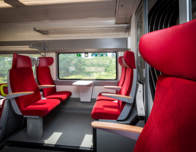 Occitanie Region Receives 300th Coradia Polyvalent