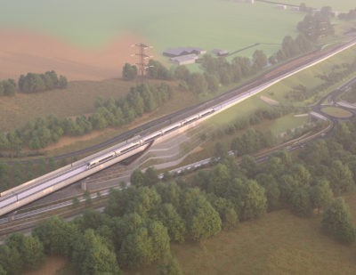 HS2 Starts Search for Track Systems Suppliers