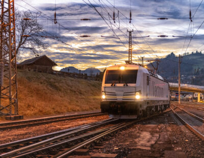 Siemens Mobility Sells 1000th Vectron Locomotive