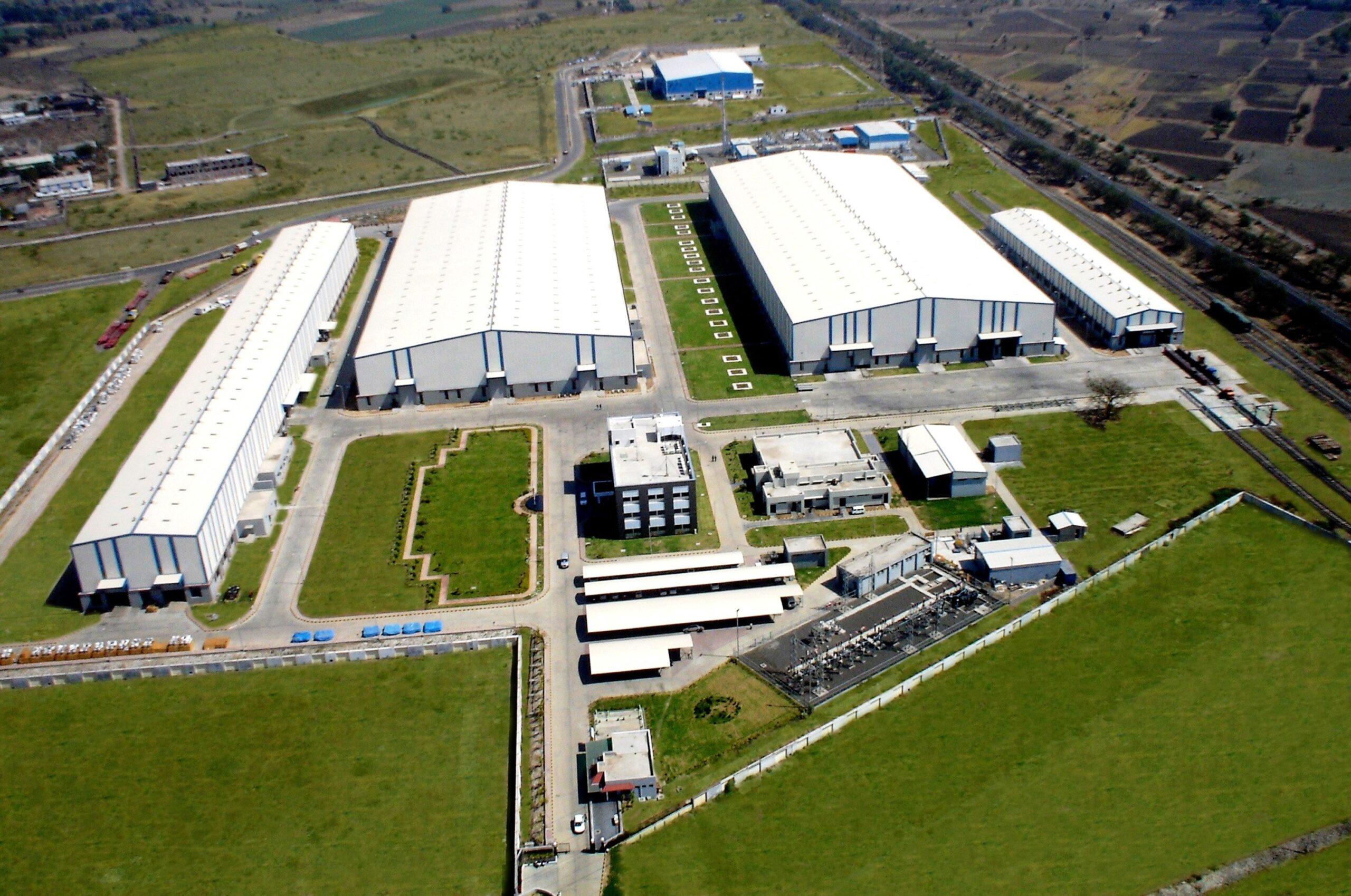 Bombardier Transportation's Savli site in India