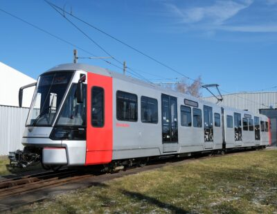 Bombardier FLEXITY Trams Authorised in Dusseldorf