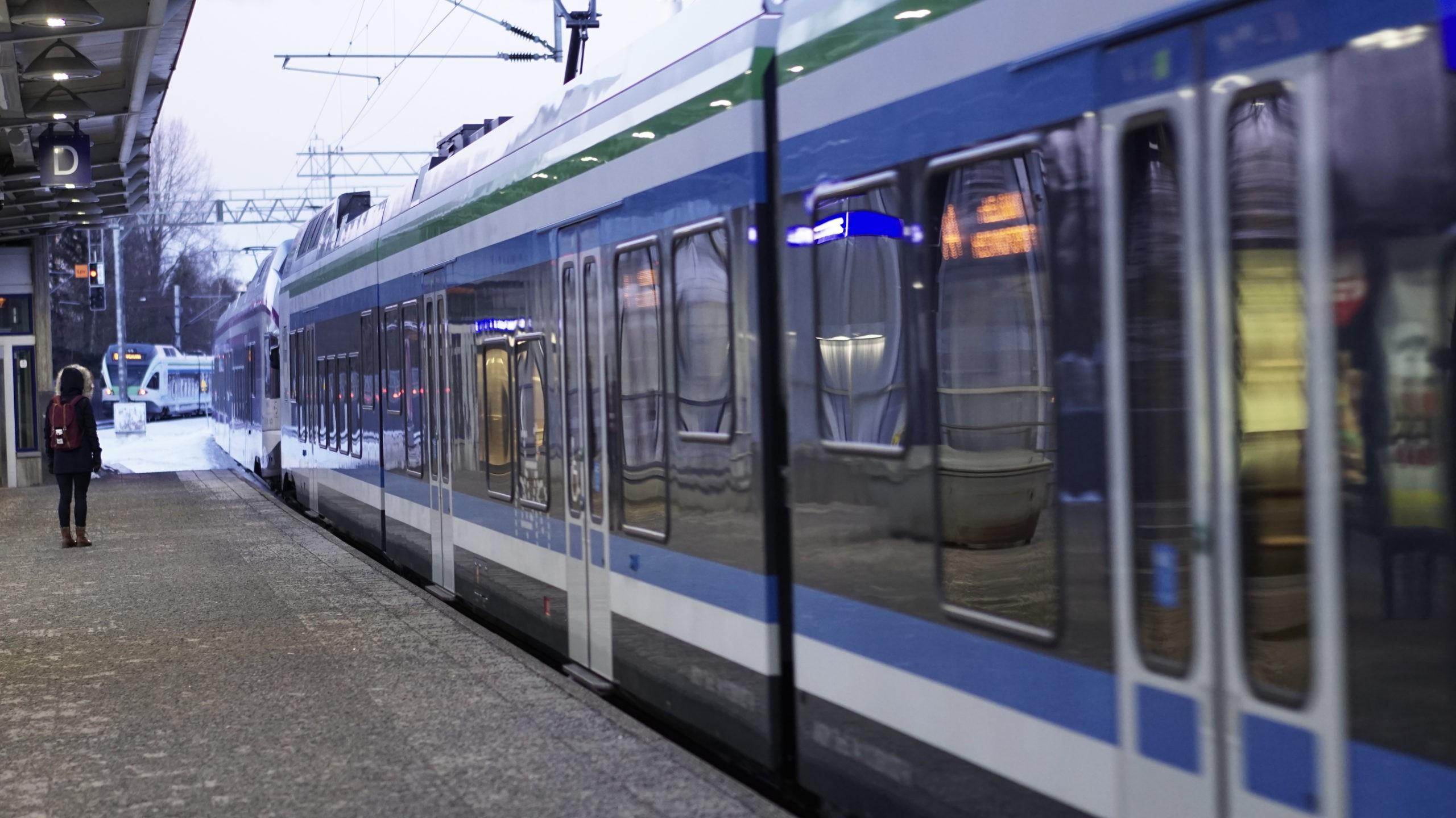 Sm5 FLIRT in Helsinki