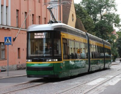 Skoda Delivers ForCity Smart Artic Tram to Germany