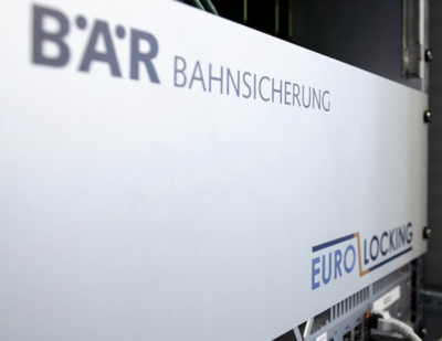 BÄR Bahnsicherung's EUROLOCKING Receives Type Approval