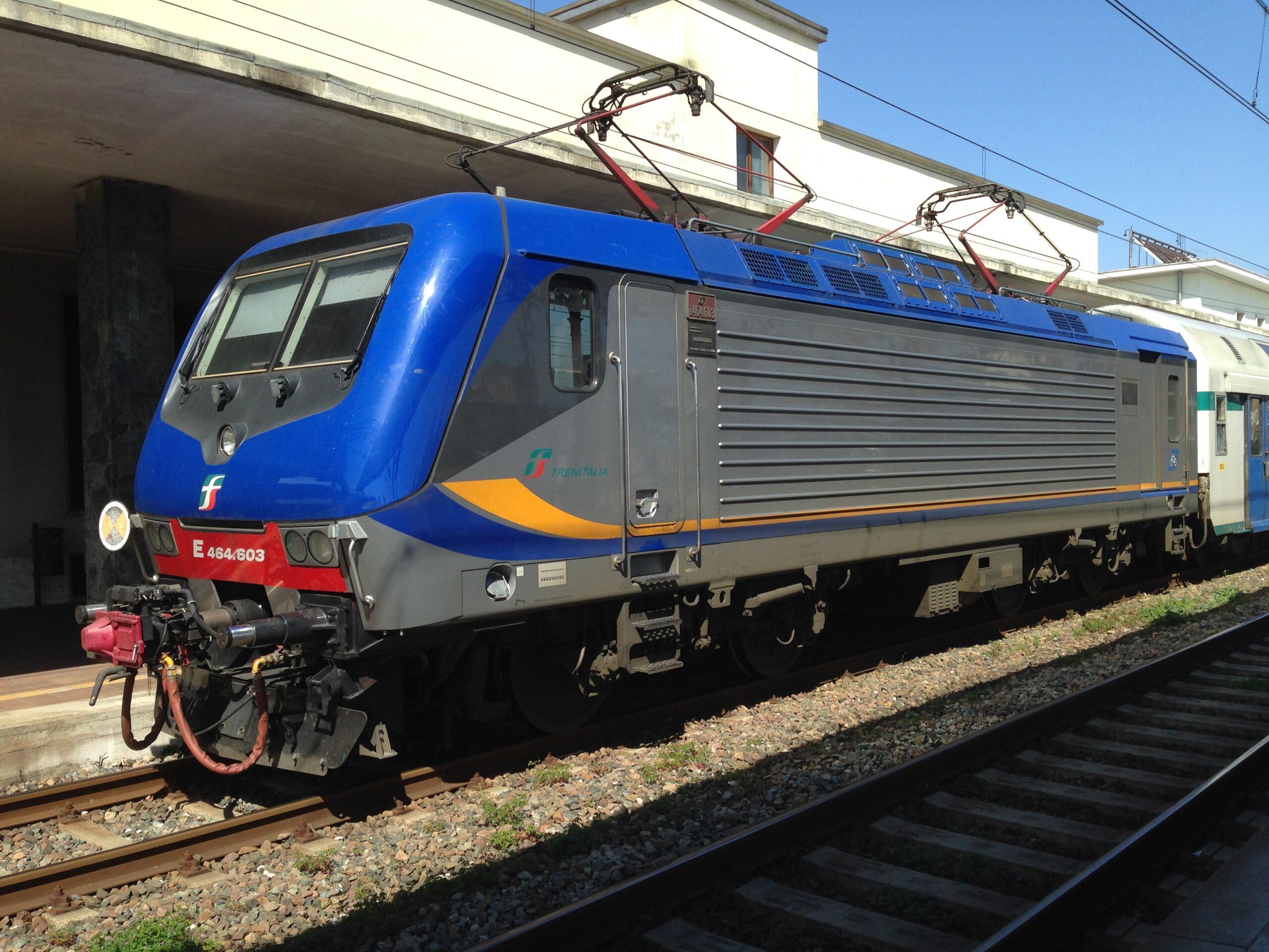 Bombardier TRAXX E464 for FS Italiane