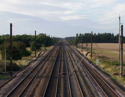 East Coast Main Line Becomes First Digital Rail Link in GB