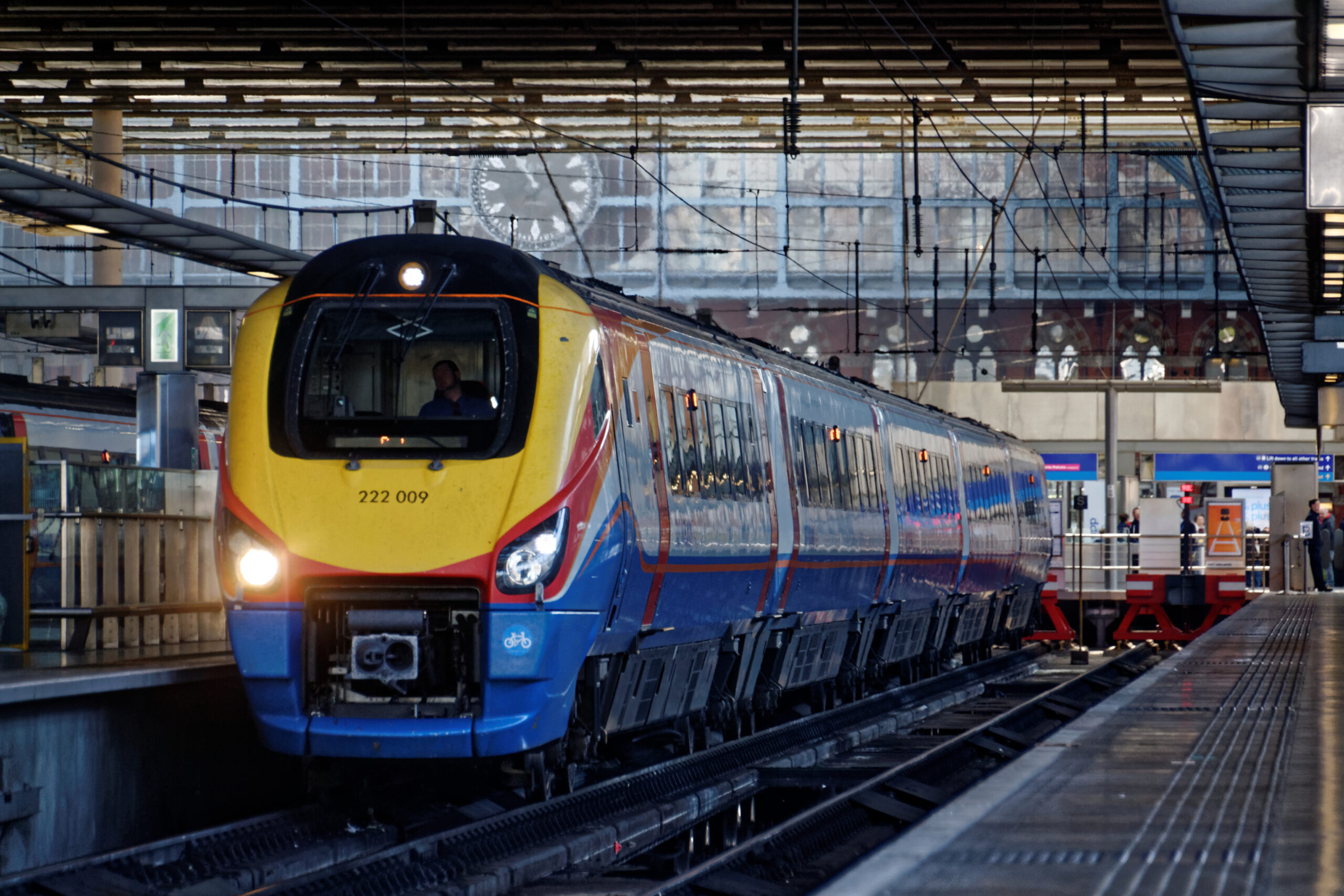 East Midlands Train in 2015