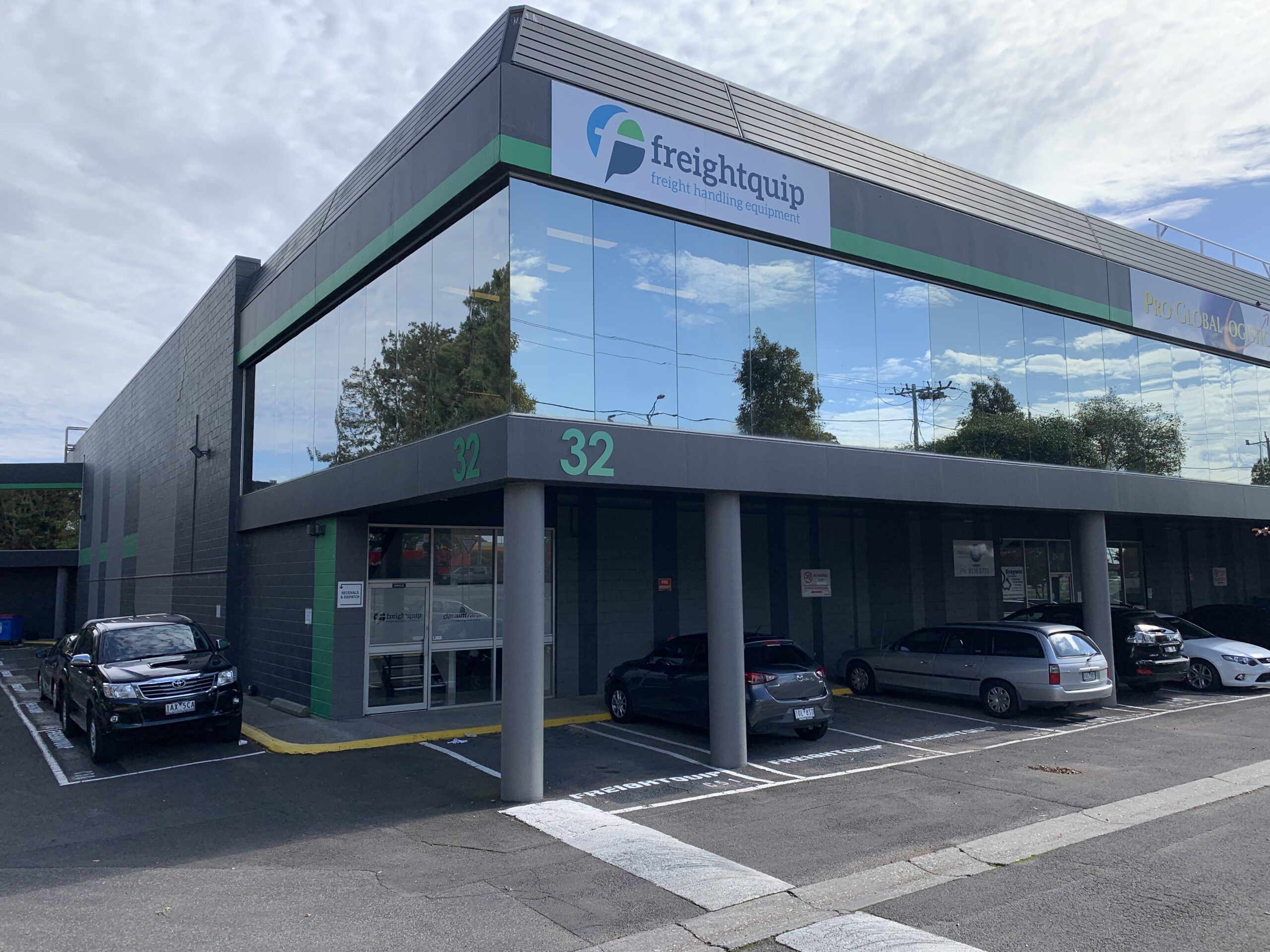 Freightquip Head Office