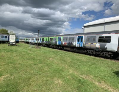 University of Birmingham Receives Funding for Hydrogen Train