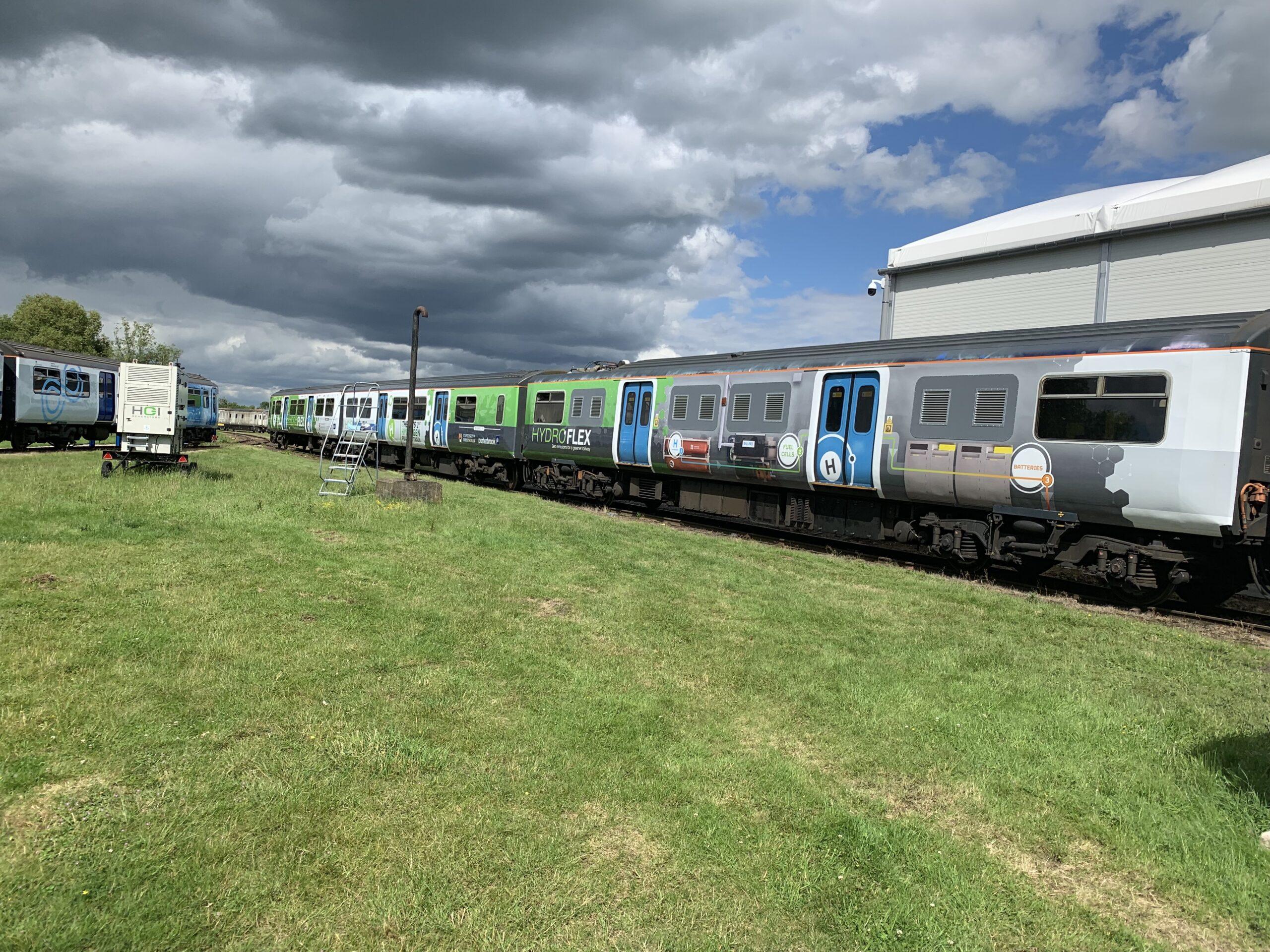 HydroFLEX at Rail Live 2019