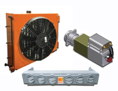 INPS Group Air Conditioners for Locomotives