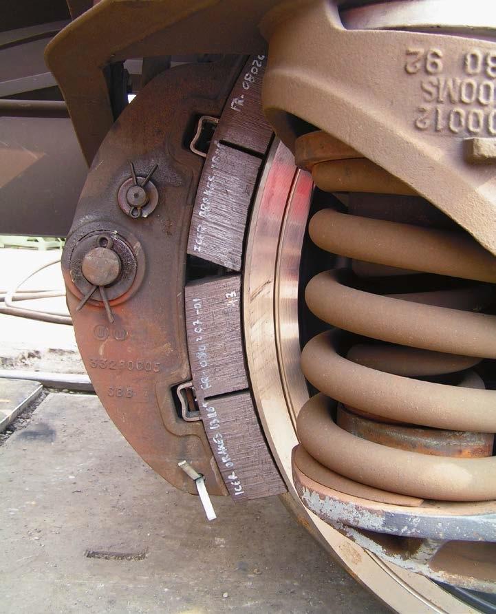 composite brake