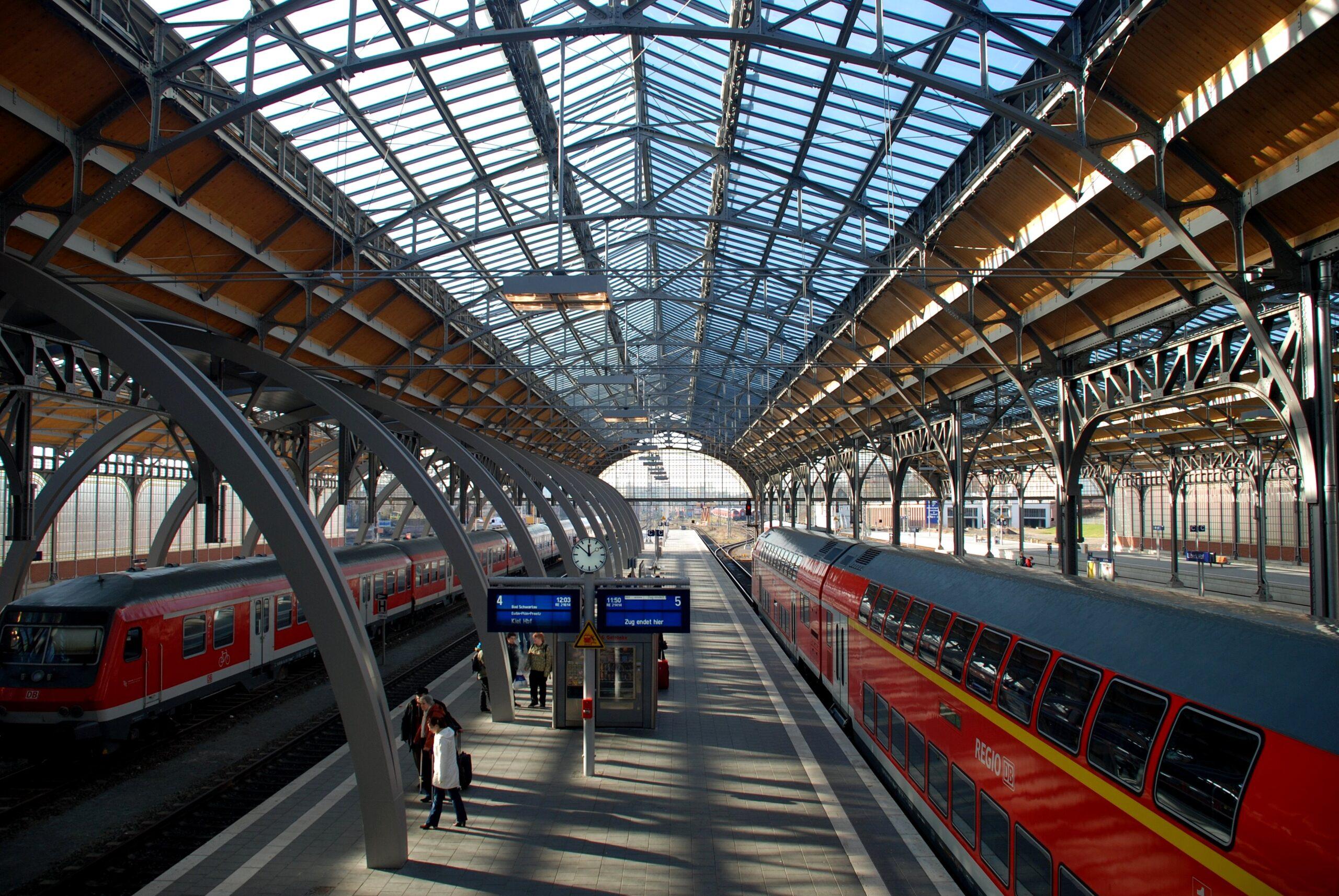 Lübeck Station