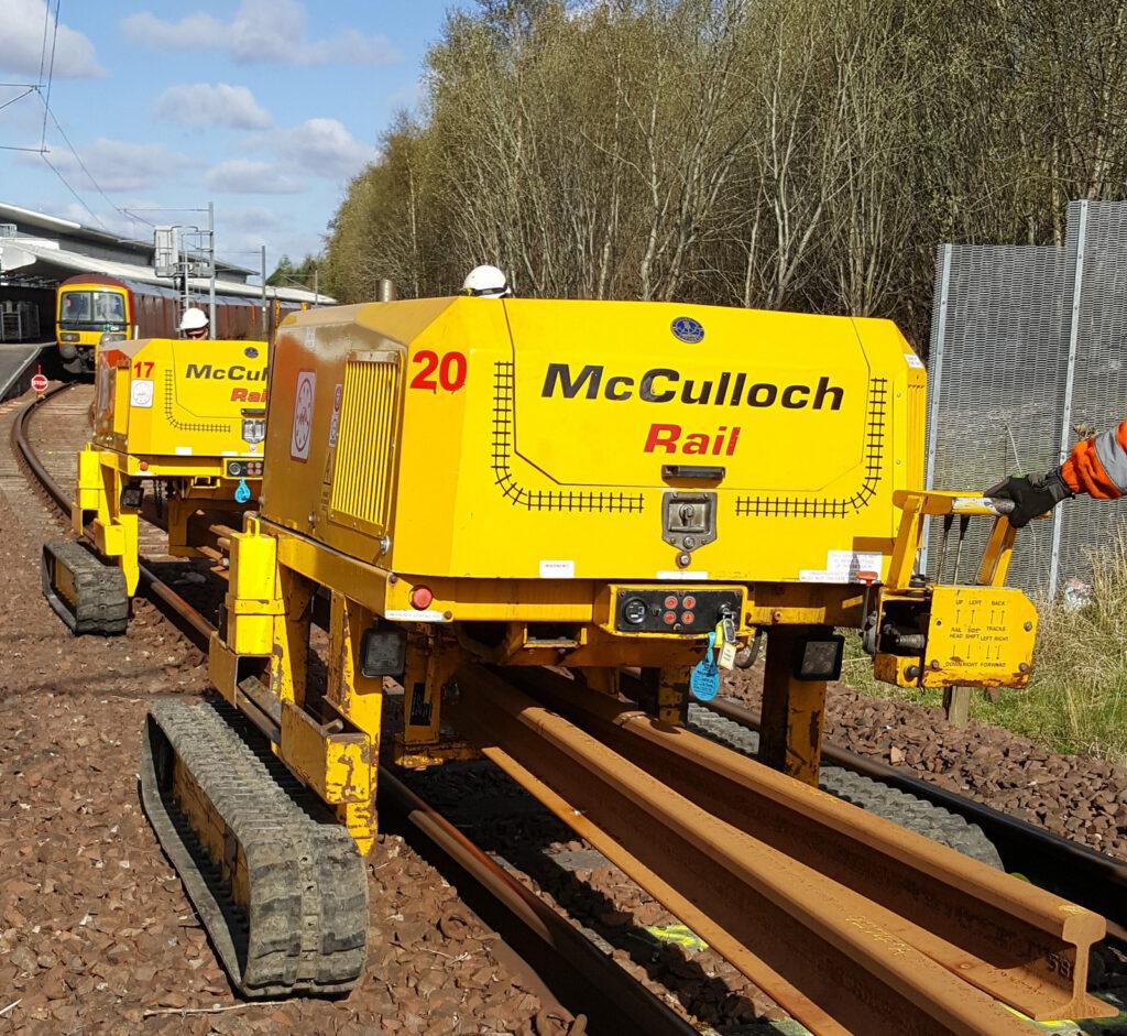 TRT-e zero emissions Trac Rail Transposer