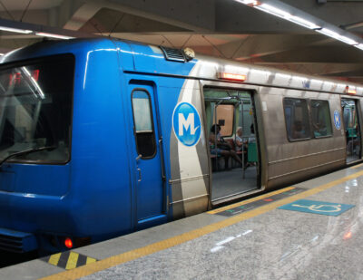 Alstom Providing Support Services to MetrôRio