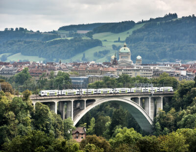Swiss Rail Operators to Resume Full Service Levels