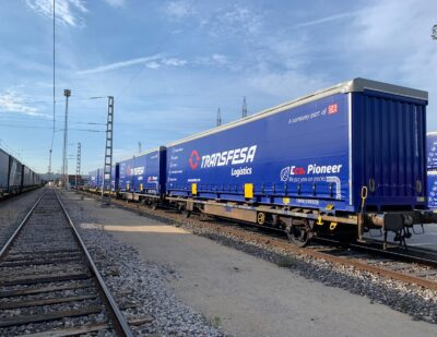 Transfesa Logistics to Renew European Container Fleet