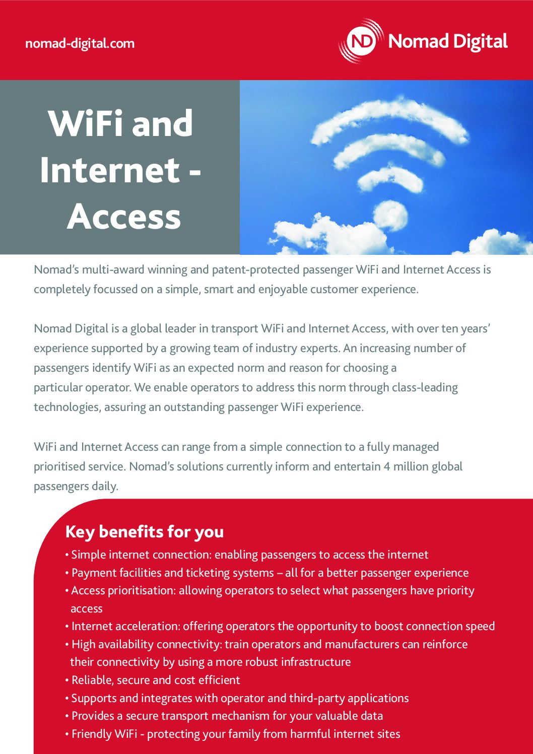 WiFi and Trackside Networks