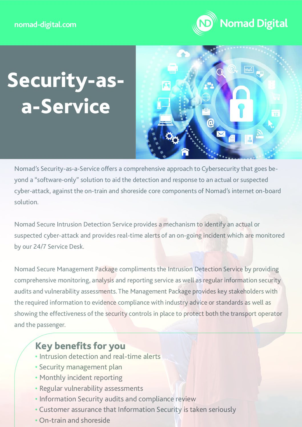 CCTV and Security-as-a-Service
