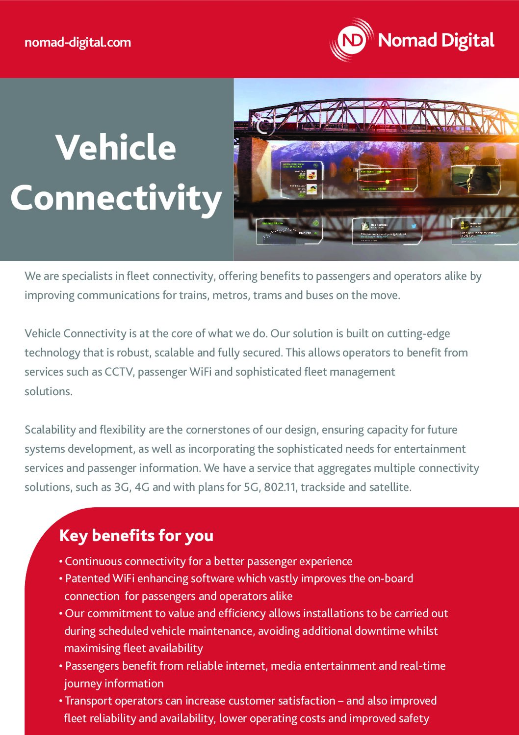 Vehicle Connectivity