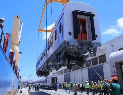 TMH Begins Delivery of 1300 Passenger Coaches to Egypt