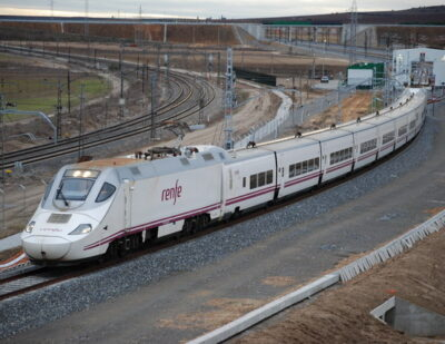 Spanish High-Speed Train Derails Due to Vehicle Collision