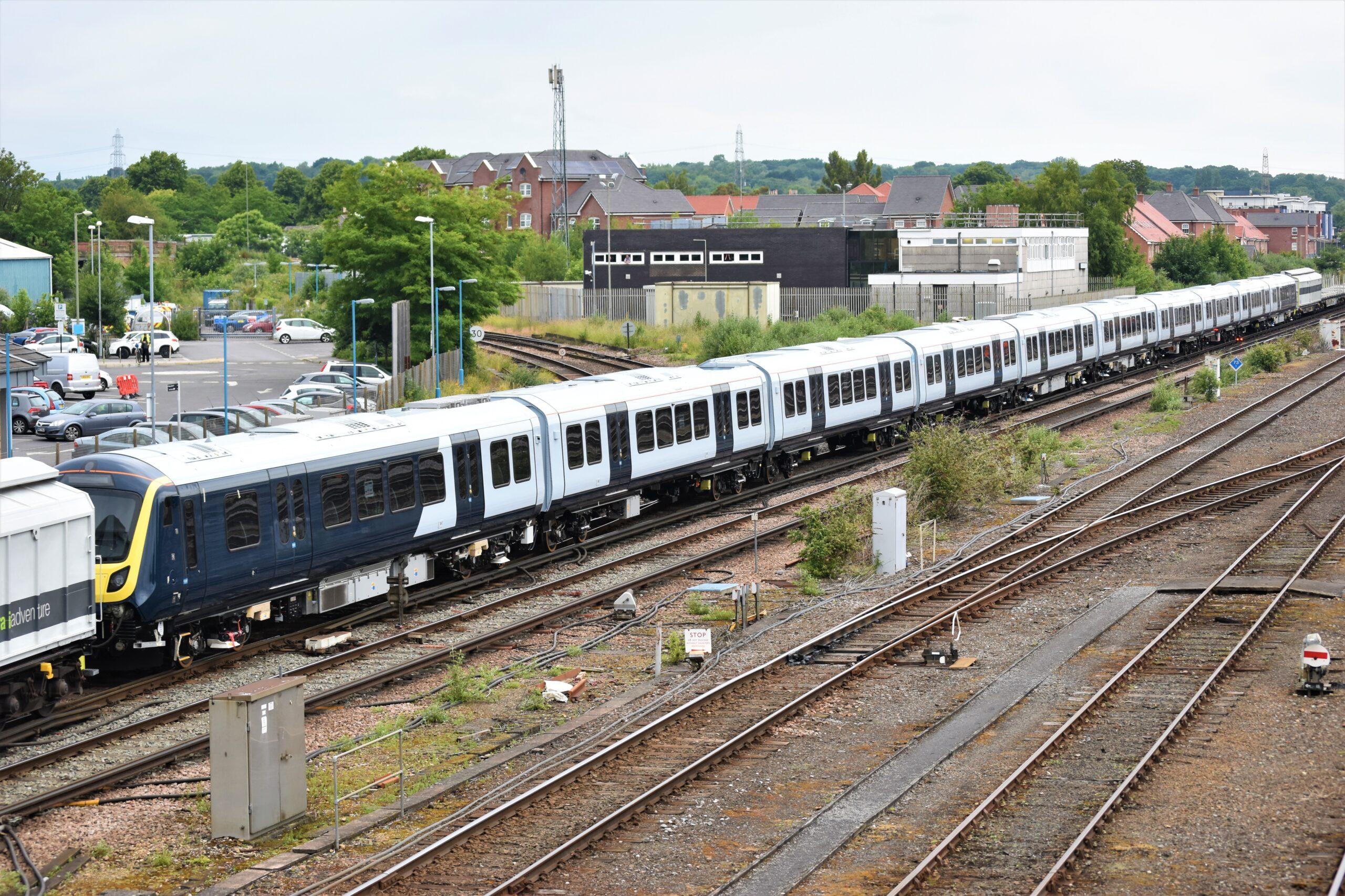 SWR Class 701 Aventra EMU