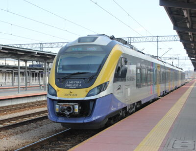 7 New 4-Car Impuls 2 Trains for Poland