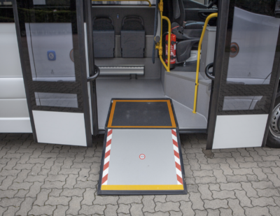 U-Lift Eco Board Wheelchair Ramp