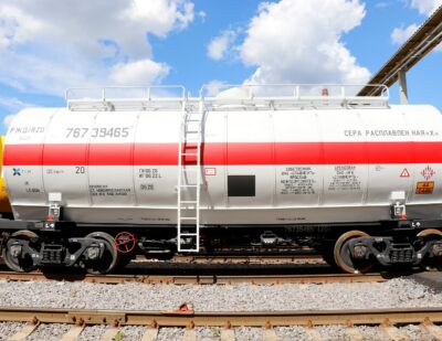UWC Signs Tank Car Contract with Slavneft-YANOS