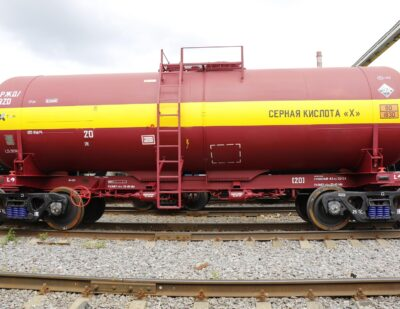 RS-Trans Orders 25 Tank Cars from UWC