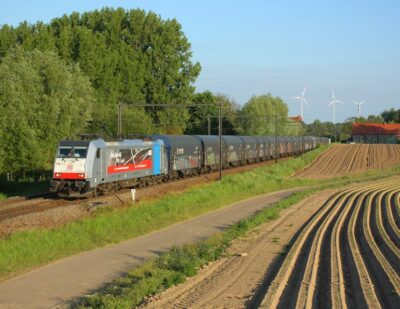DB Cargo Belgium Runs Trains under Belgian Licence