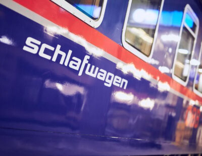 OEBB Sleeper Trains to Resume across Europe