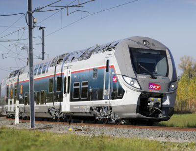 Bombardier to Supply 27 OMNEO Premium Trains to Normandy