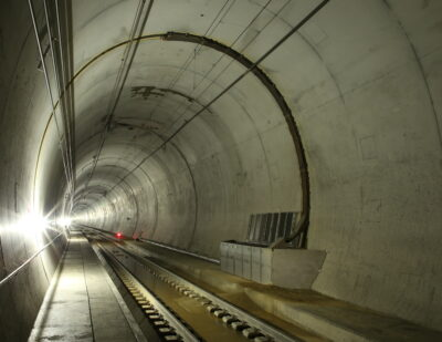 BLS to Refurbish Lötschberg Base Tunnel