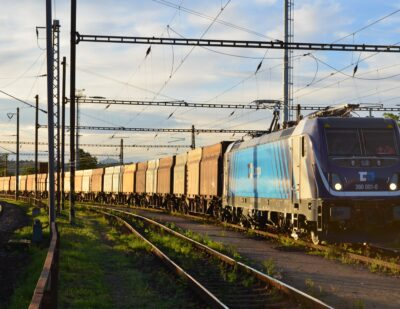 First TRAXX MS3 Locomotives Enter Commercial Trial Operation in Czech Republic