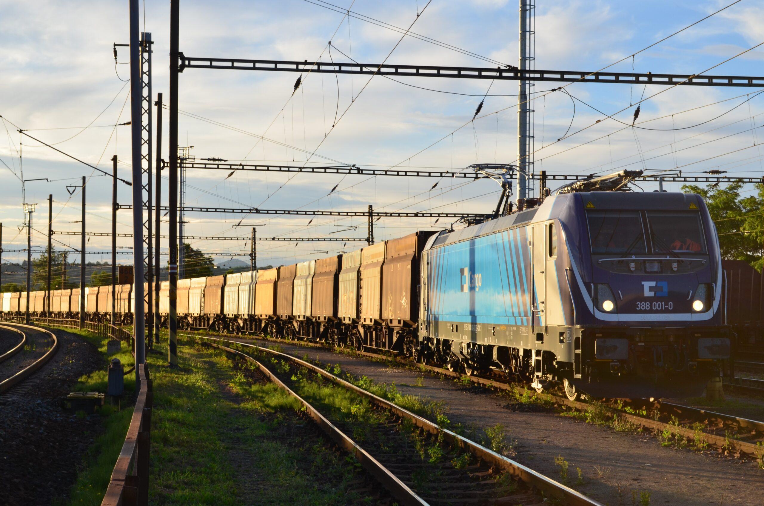 Bombardier TRAXX MS3 locomotive for CD Cargo