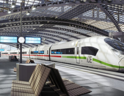 DB Orders 30 New ICE Trains from Siemens for €1 Billion