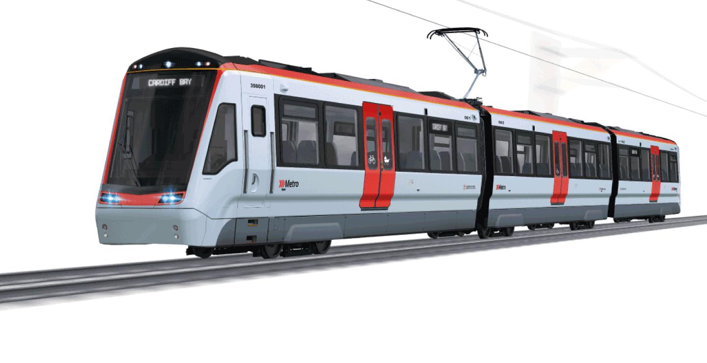Stadler Class 398 for TfW