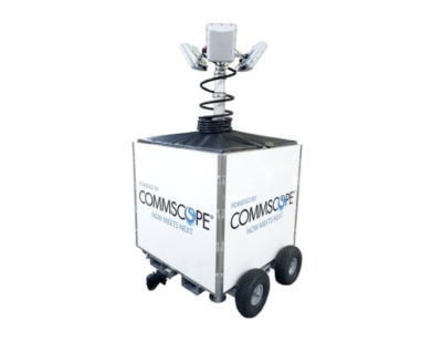 CommScope Introduces Wireless Rapid Deployment Unit for On-Demand Wireless Connectivity