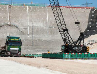 HS2 Chiltern Tunnel Site One Step Closer to TBM Arrival