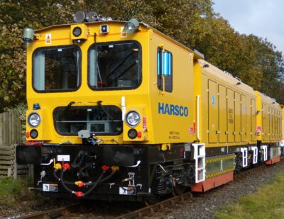 Harsco Rail Signs Its First Contract with Hungarian Railways
