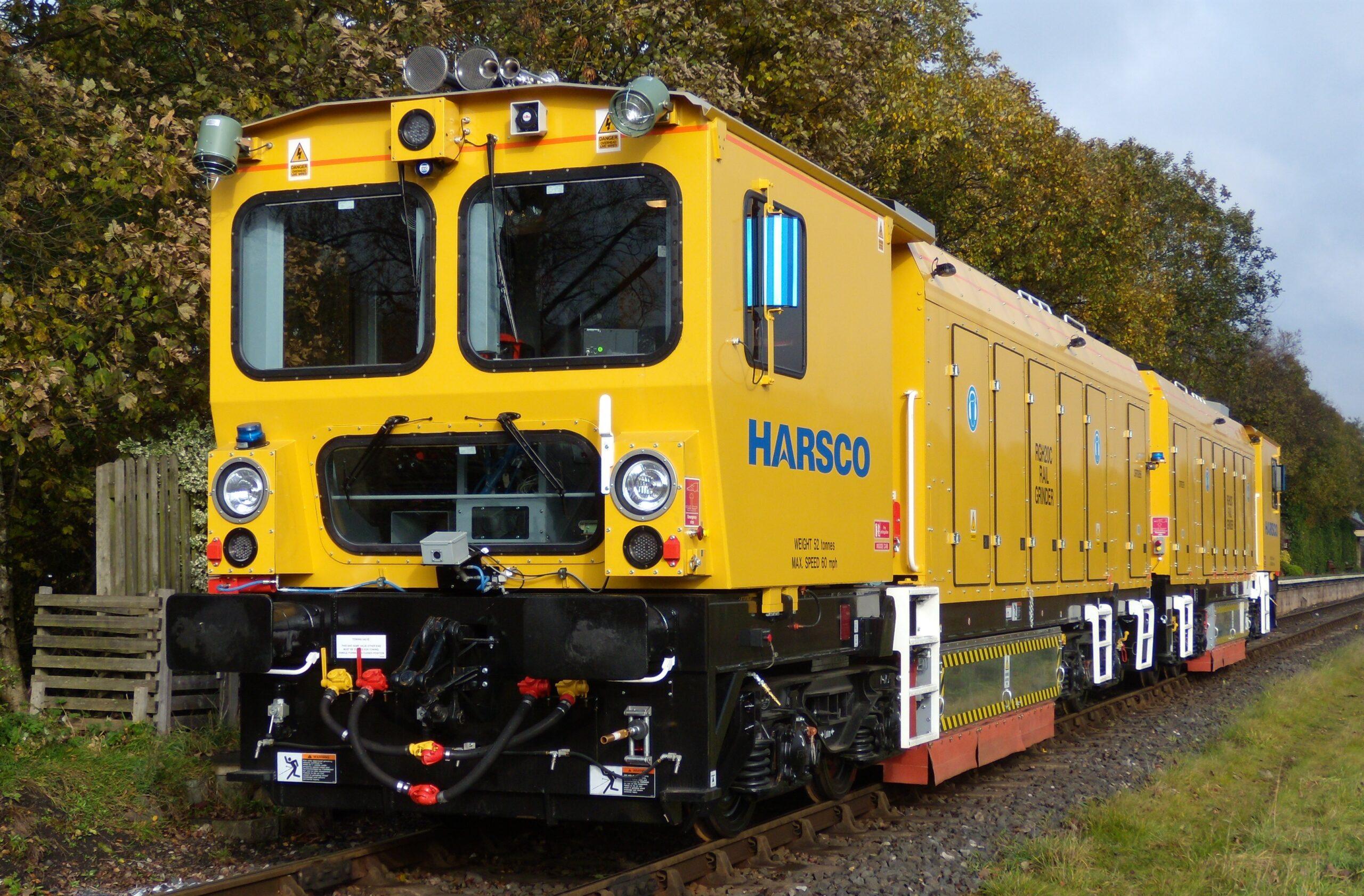 Harsco - RGH20C2 - EU Grinder
